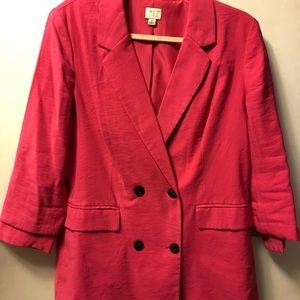 a.n.d e a w y pretty in pink Blazer